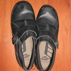 ABEO SMART SYSTEM 3540 Leather Shoes Womens